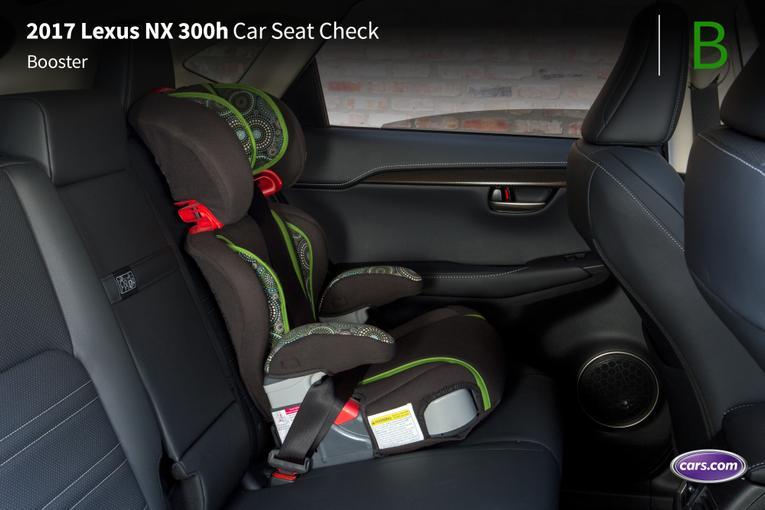 2017 lexus nx 300h car seat check. Black Bedroom Furniture Sets. Home Design Ideas