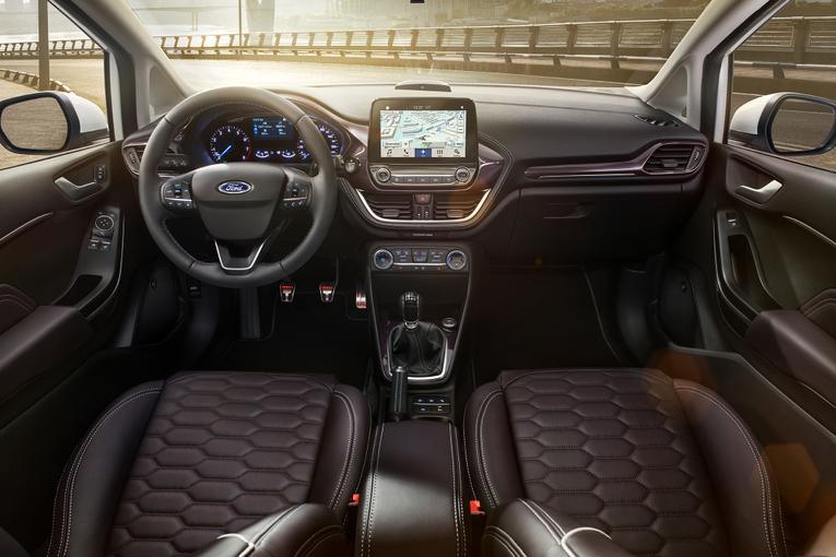 European Ford Fiesta