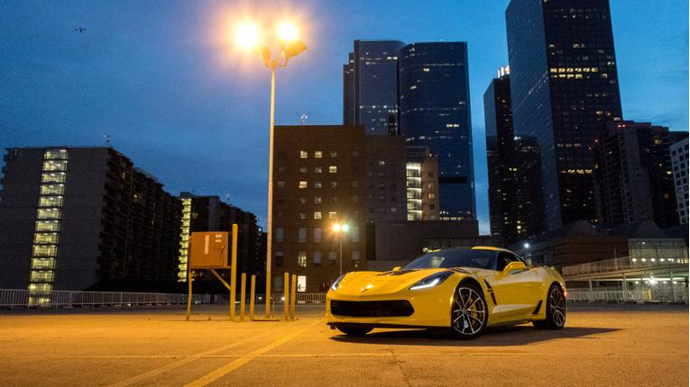 2017 Chevrolet Corvette Grand Sport Review: Photo Gallery