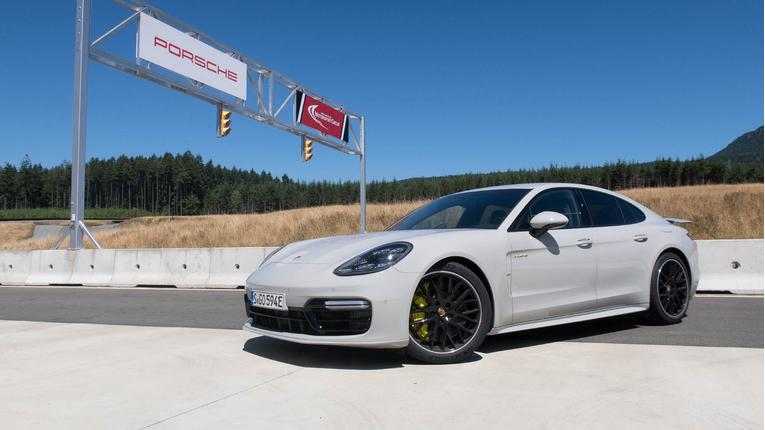 2018 Porsche Panamera Turbo S E-Hybrid Review: First Drive
