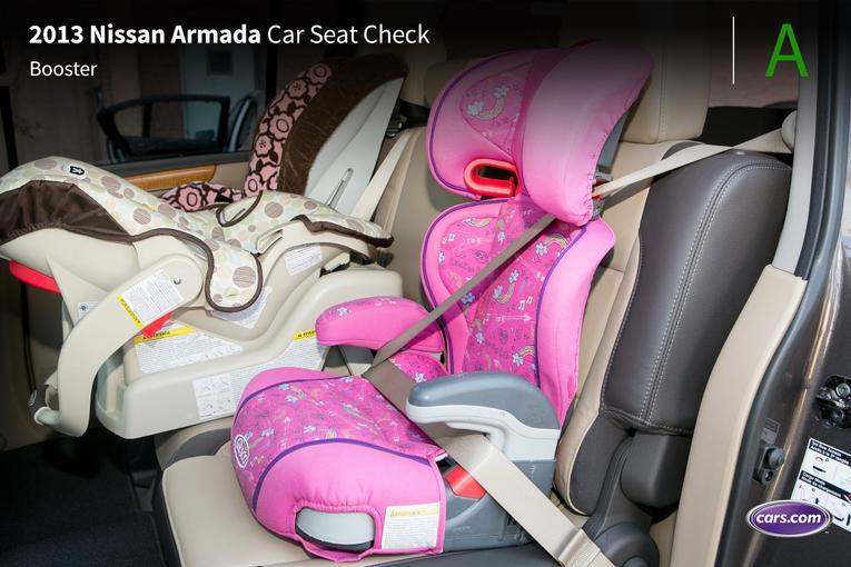 2013 Nissan Armada;