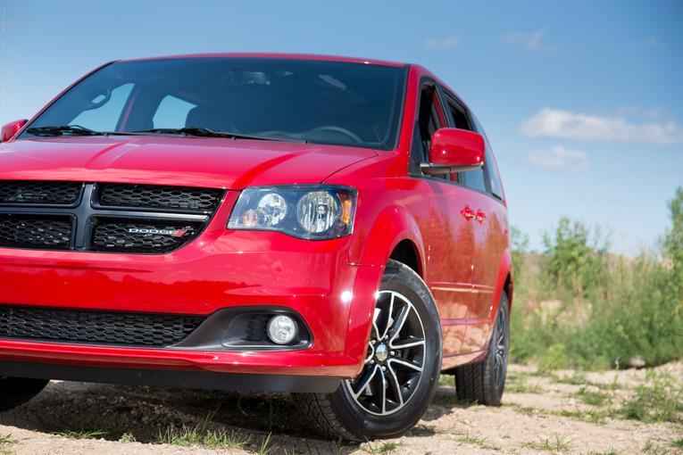 2015 Dodge Grand Caravan;