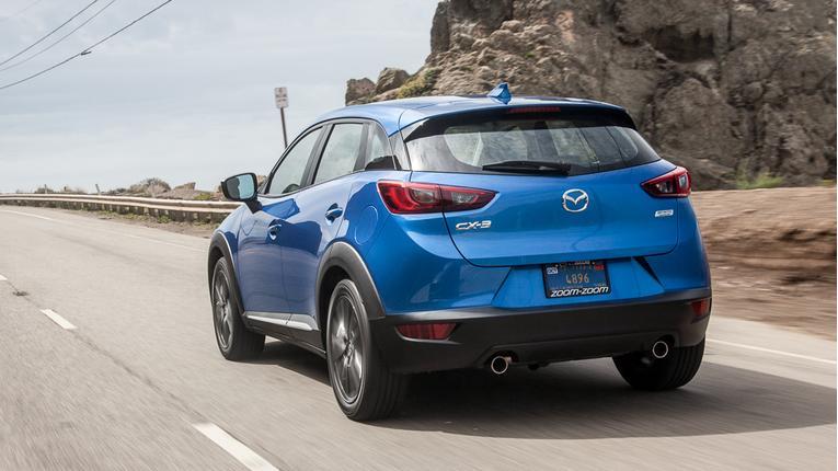 2016 Mazda CX-3: First Drive