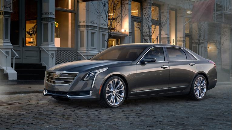 2016 Cadillac CT6: First Look
