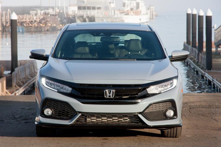 2017 honda civic manual transmission for sale