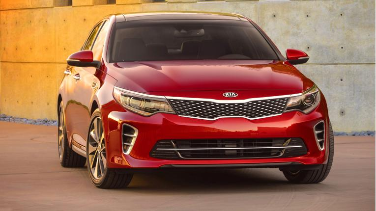 Kia Previews New 2016 Optima