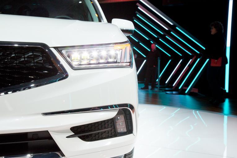 2017 Acura MDX Sport Hybrid Starts at $52 935