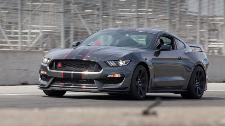 2016 Ford Mustang Shelby GT350: First Drive