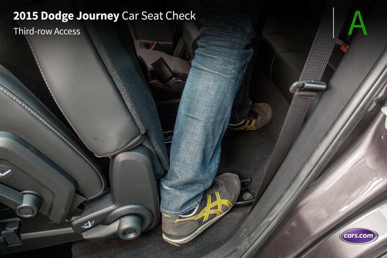 2016 dodge journey car seat check. Black Bedroom Furniture Sets. Home Design Ideas