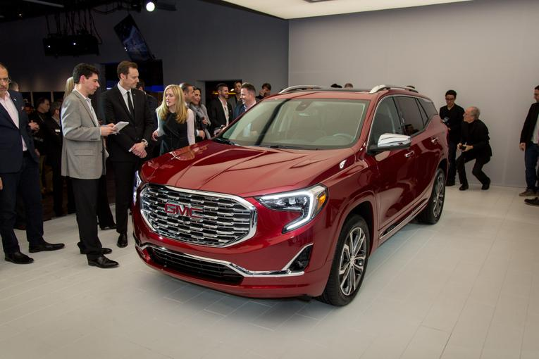 Innovative 2018 GMC Terrain Review First Impressions And Photo Gallery