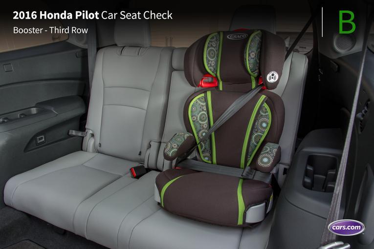 honda pilot car seat check