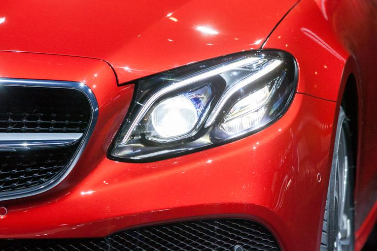 Brilliant 2018 MercedesBenz EClass Coupe First Impressions And