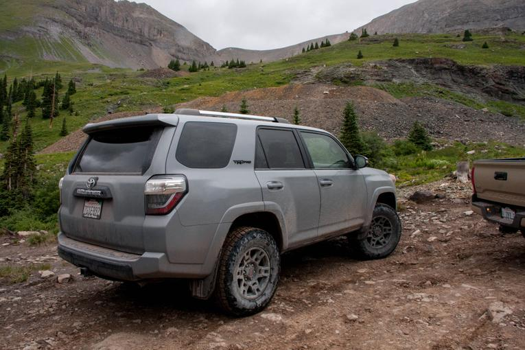 2017 Toyota 4Runner Trd Pro For Sale >> A Crash Course in Overlanding with the 2016 Toyota 4Runner TRD Pro