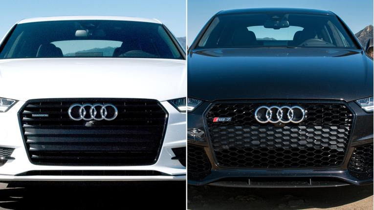 Audi A7 Versus RS 7: What You Get for the Extra Money