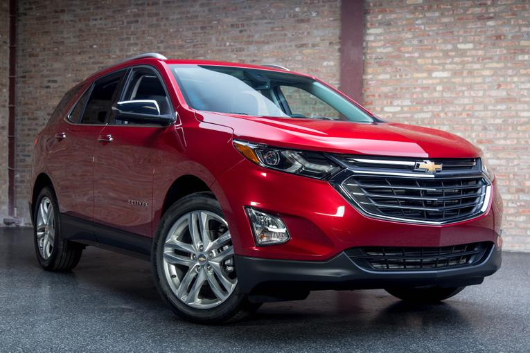 The new Equinox goes on sale in early 2017 at dealerships nationwide ...
