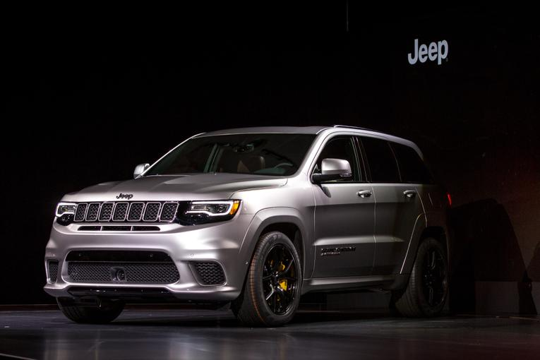 Unique 2018 Jeep Grand Cherokee Trackhawk First Impressions And