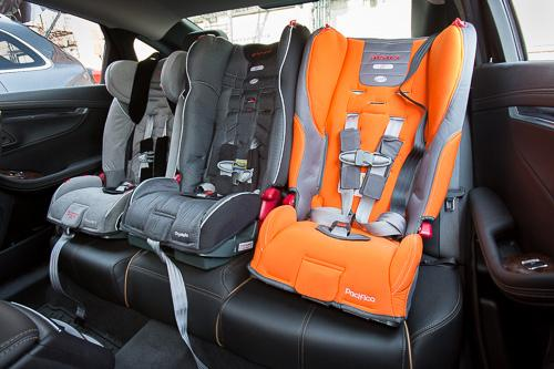 diono car seats allow parents to fit three in the backseat. Black Bedroom Furniture Sets. Home Design Ideas