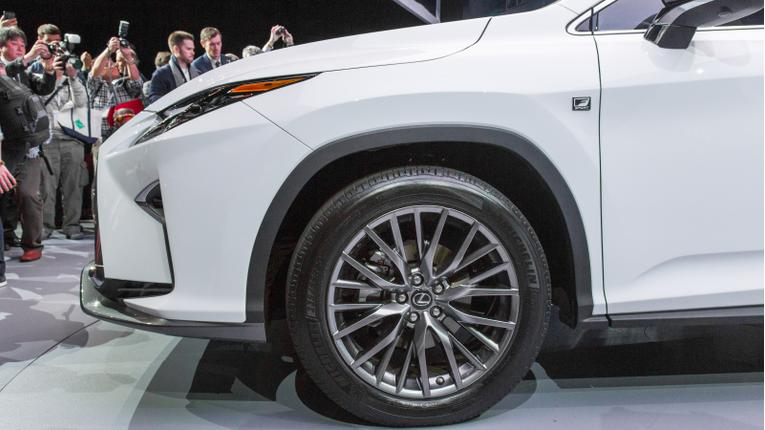 2015 New York Auto Show What You Missed: Day One