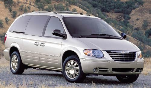 recall alert 2005 06 chrysler town and country dodge grand caravan. Black Bedroom Furniture Sets. Home Design Ideas