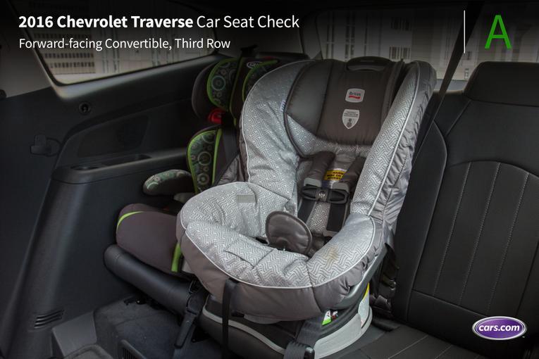 Chevy Traverse Problems >> JSwain: 2016 Chevrolet Traverse: Car Seat Check