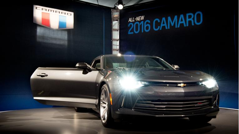2016 Chevrolet Camaro Photo Gallery (29 Photos)