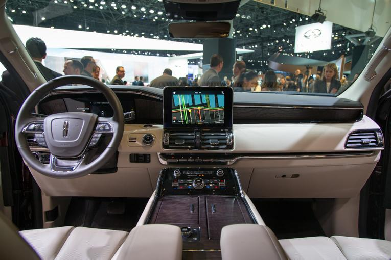 2018 Lincoln Navigator: First Impressions