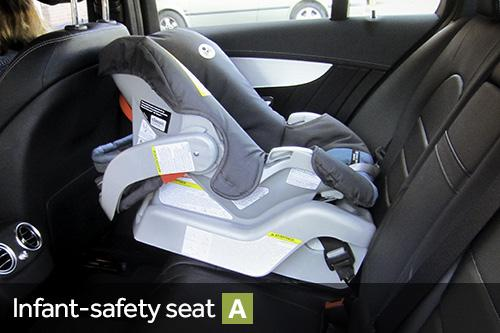 2015 mercedes benz c class car seat check. Black Bedroom Furniture Sets. Home Design Ideas