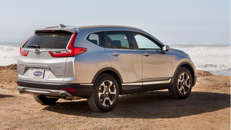 2017 Honda CR-V Review: First Drive