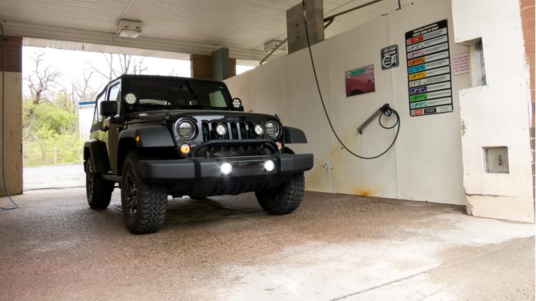 Is It Safe to Drive Your Convertible Through an Automated Car Wash?