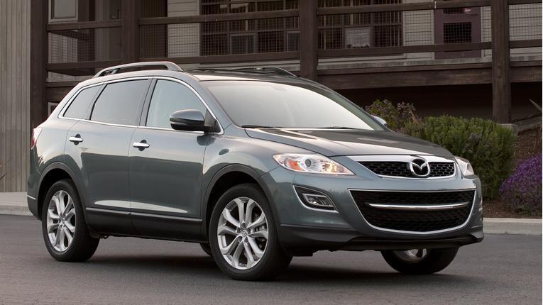 Mazda Adds Nearly 80,000 SUVs, Sedans for Takata Fix
