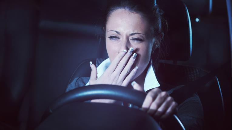 Luxury Video Open Your Eyes To Drowsy Driving Dangers
