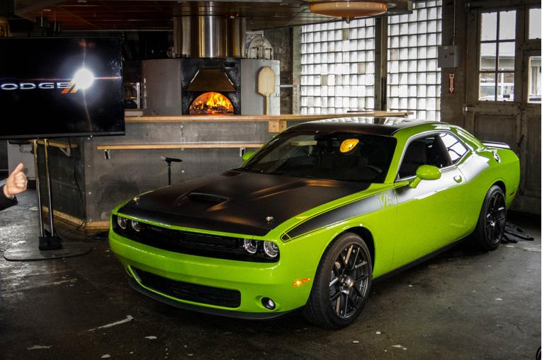 Dodge Unleashes Two New Beasts for Dream Cruise