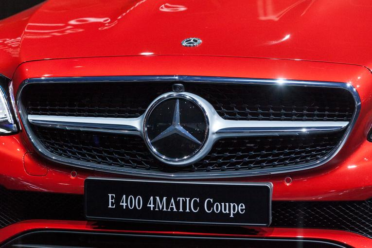 Popular 2018 MercedesBenz EClass Coupe First Impressions And
