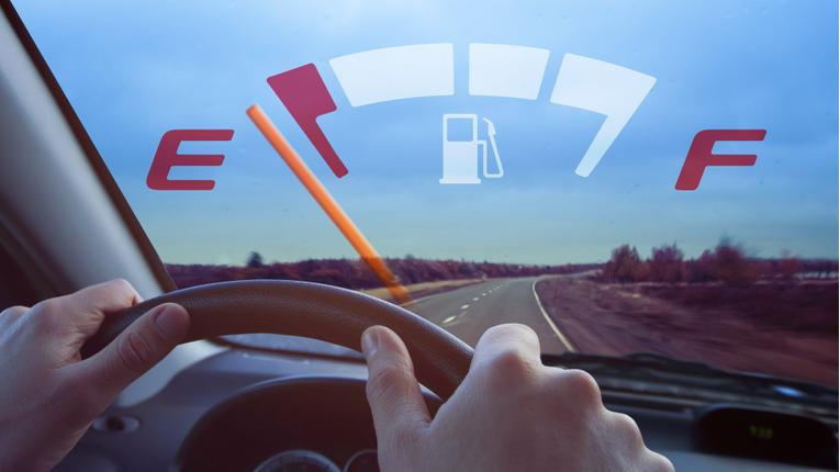 Six Things to Do When You're About to Run Out of Gas