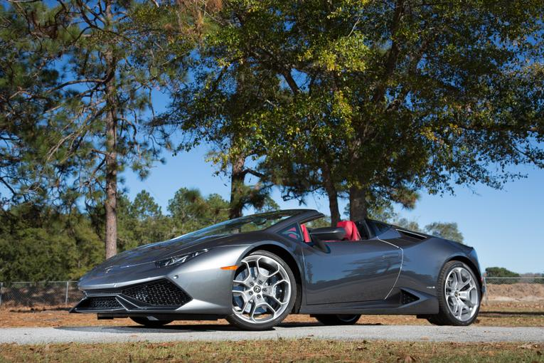 2016 lamborghini huracan lp 610 4 spyder photo gallery. Black Bedroom Furniture Sets. Home Design Ideas