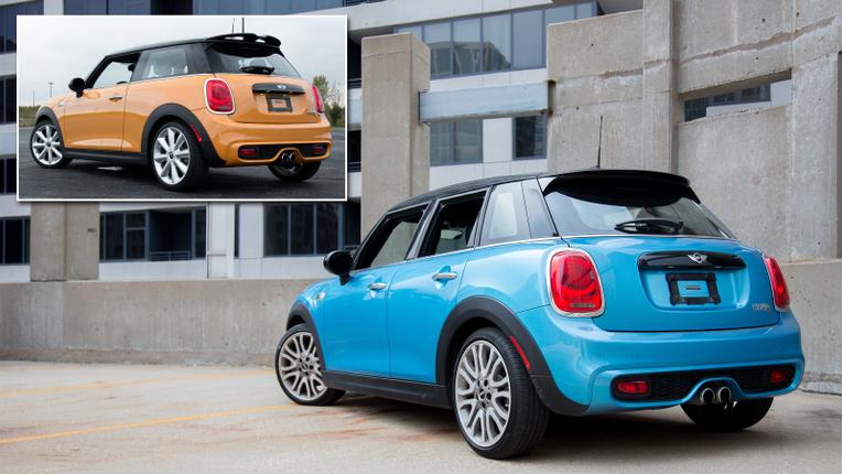2016 Mini Hardtop Four-Door: What Two Extra Doors Get You