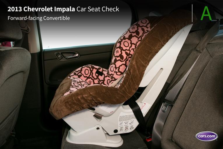 2013 Chevrolet Impala;