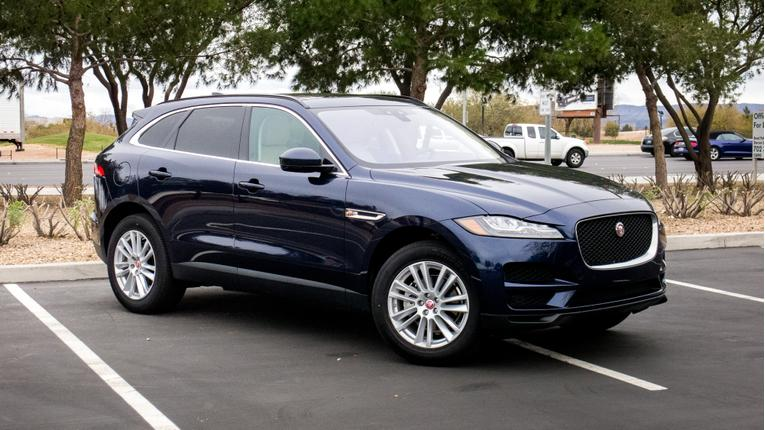 Jaguar Nails SUV Efficiency With Diesel F-Pace 20d