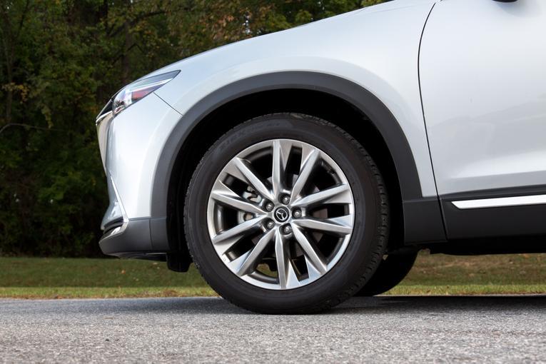Gas Mileage On A Mazda Cx Seven 2017 2018 Best Cars