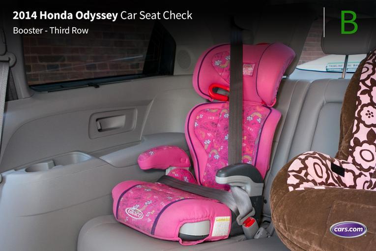 2014 Honda Odyssey;