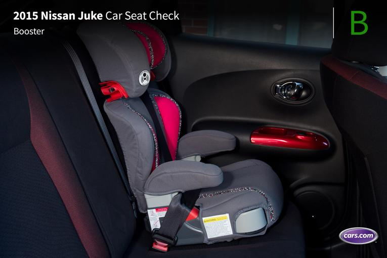 2015 nissan juke car seat check. Black Bedroom Furniture Sets. Home Design Ideas