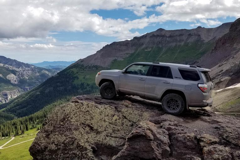 a crash course in overlanding with the 2016 toyota 4runner trd pro. Black Bedroom Furniture Sets. Home Design Ideas