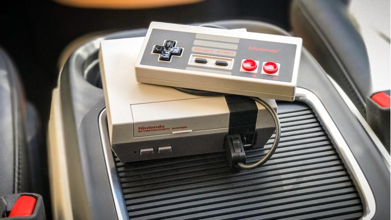 Nintendo's NES Classic Is the Perfect Road-Trip Companion