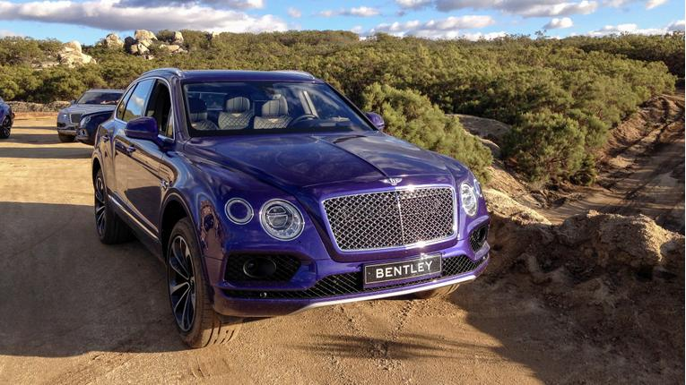 2017 Bentley Bentayga: First Drive
