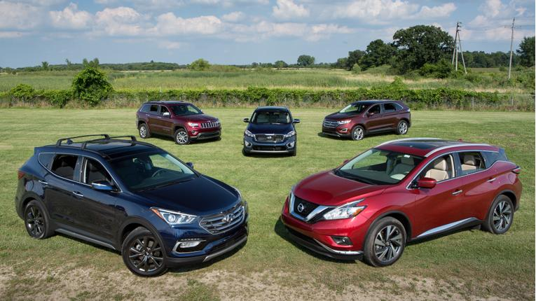 What's the Best Midsize SUV for 2016?