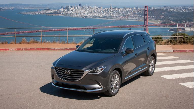 2016 Mazda CX-9: First Drive