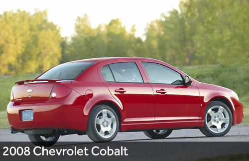 chevrolet cobalt has long recall history. Black Bedroom Furniture Sets. Home Design Ideas