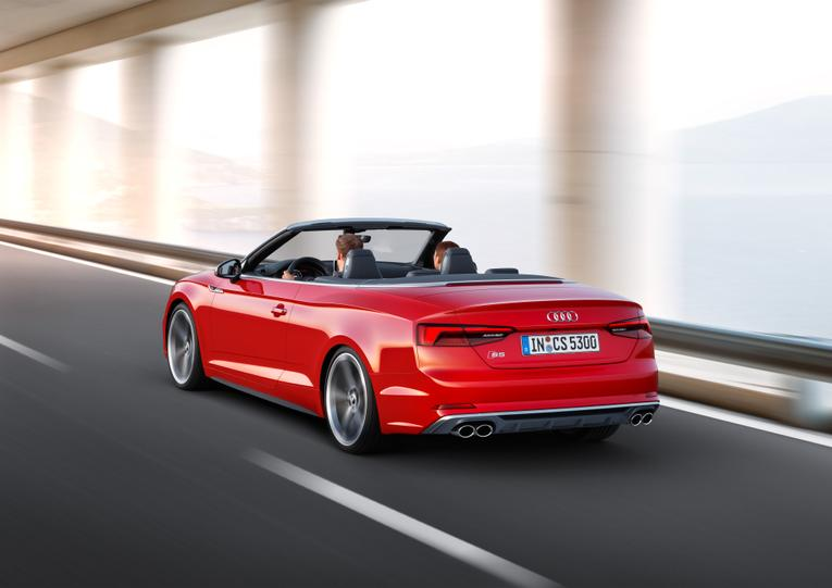 2018 audi a5 and s5 cabriolet preview. Black Bedroom Furniture Sets. Home Design Ideas