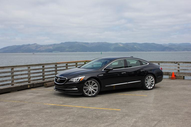 2017 buick lacrosse review first drive. Black Bedroom Furniture Sets. Home Design Ideas