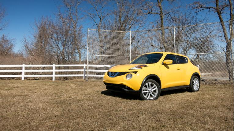 Updated 2015 Nissan Juke Still Fun to Drive, Hard to Look At